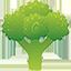 Grünhof Gemüse Logo